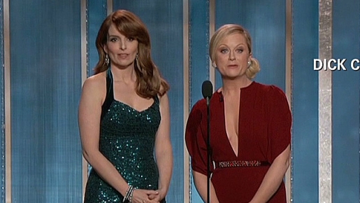 Should've been more Tina Fey and Amy Poehler.