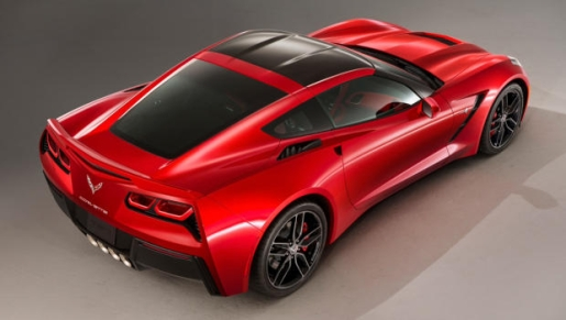 The all-new 2014 Chevy Corvette is beautiful.