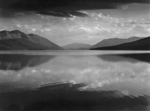 ansel adams photography style. of lost Ansel Adams photos