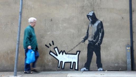 Banksy Real Name