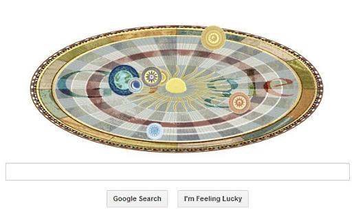 Copernicus-Doodle