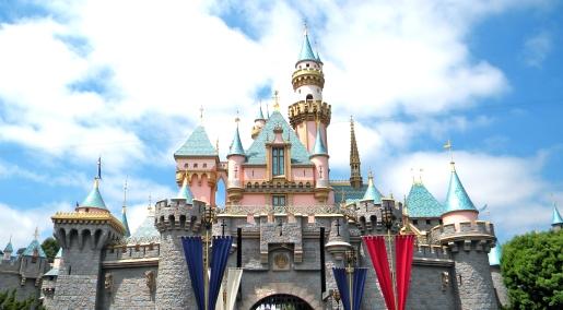 disneyland california castle. or Disney California