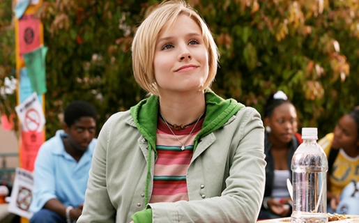 Veronica Mars, AKA Kristen Bell, is back thanks to Kickstarter!