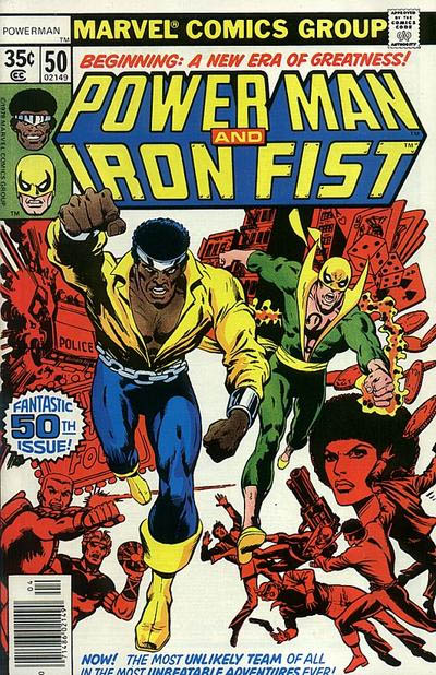 Power Man and Iron Fist are bringing their adventures to the small screen.