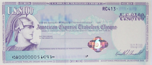 Travelers-Cheques