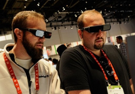 Amazon may make 3D glasses a thing of the past.