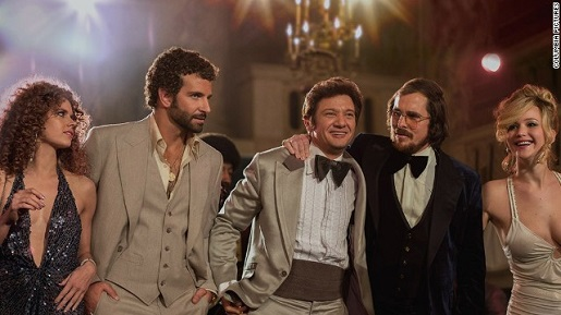 American Hustle is a shoo-in for Best Hair.