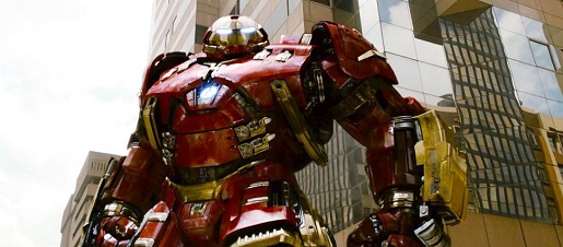 The Hulkbuster armor, to go from Hulk Smash to Hulk Smashed.