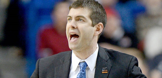Butler's Brad Stevens will be the 17th coach in Boston Celtics history.