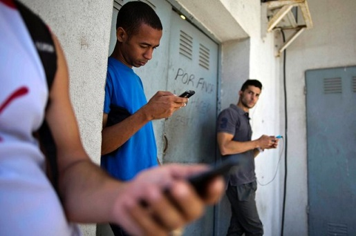Cuba's version of Twitter was actually courtesy of the US government.