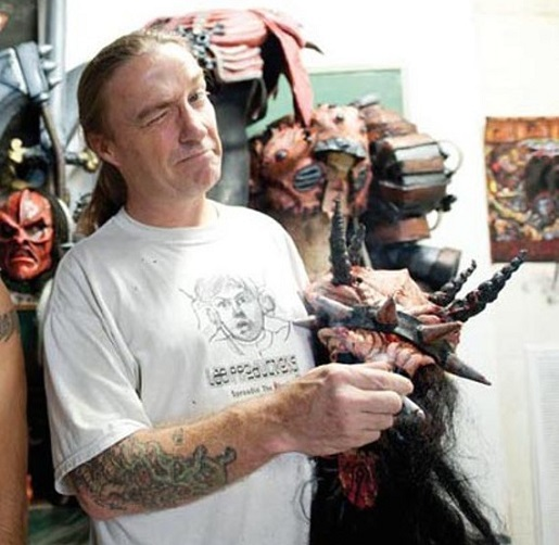 Dave Brockie, scum dog of the universe.