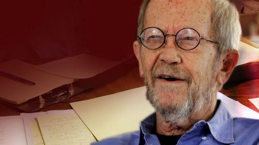 Elmore Leonard worked until the end of his life, and was still awesome.
