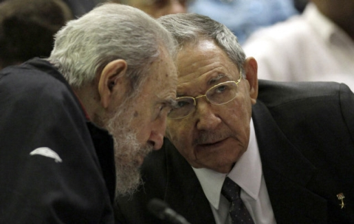 Fidel and Raul Castro will soon be brothers in retirement.