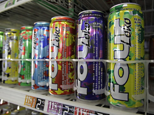 Four Loko: Available at Spiritus...for now.