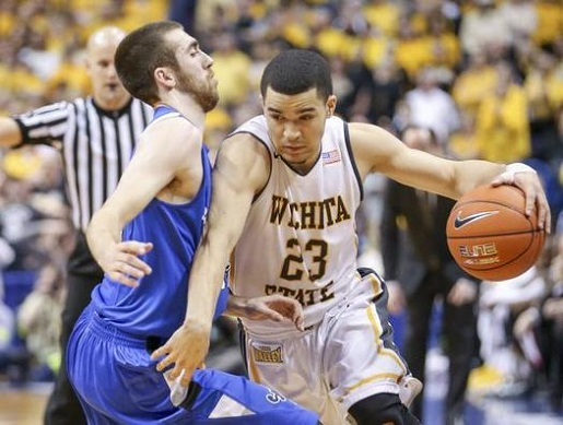 Wichita State's Fred VanVleet has an awesome name and a better team.