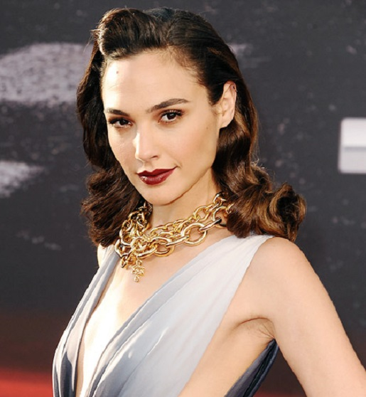 Meet Wonder Woman, AKA Gal Gadot.