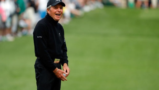 80-year-old Gary Player is a better golfer than anyone you know.