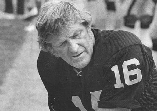 NFL Legend George Blanda Dead At 83 » Popular Fidelity ...