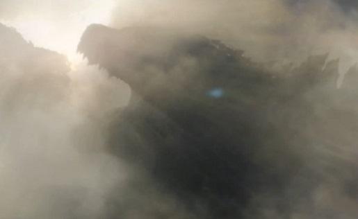 Look, it's Godzilla! Flee in terror!
