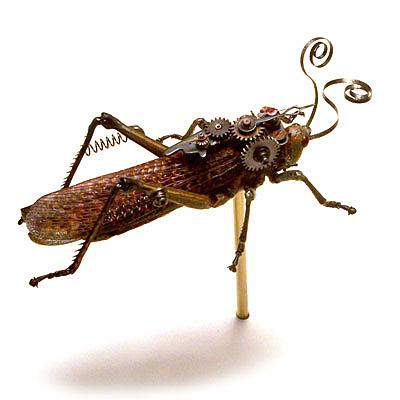 Grasshopper art