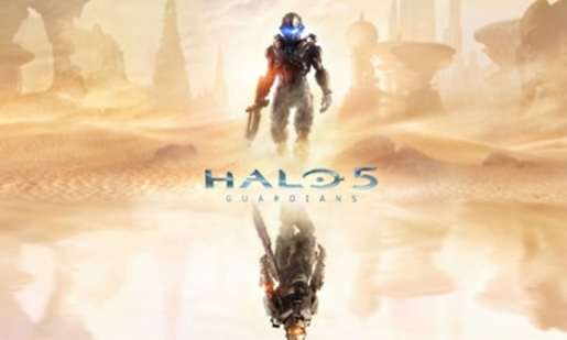 The cover for Halo 5, coming this fall.