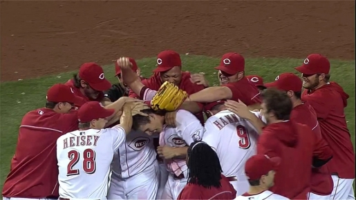Homer Bailey has the best name in baseball and two no-hitters.