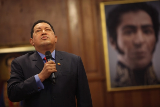 Venezuelan President Hugo Chavez is now an ex-parrot.