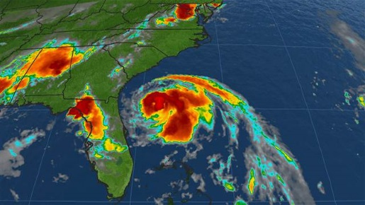 Hurricane Arthur will disrupt a lot of 4th of July parties