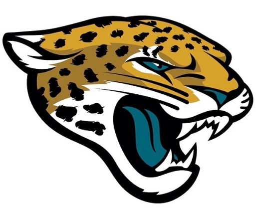 The new-look Jacksonville Jaguar. Kind of cuddly!