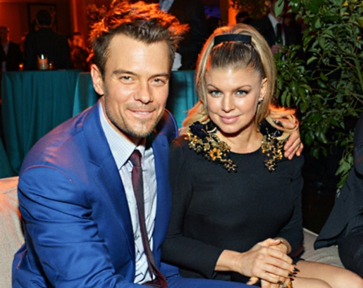 Josh Duhamel and Fergie:  parents-to-be
