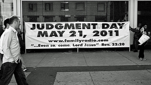 may 21 judgement day. is may 21 judgement day.