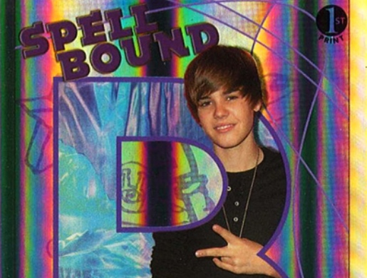 justin bieber cards. It#39;s Bieber Fever, and it#39;s