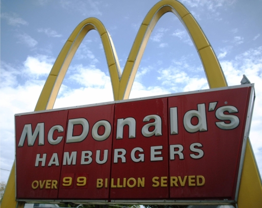 Mcdonalds Bandwagon Ads McDonald's To Raise ...