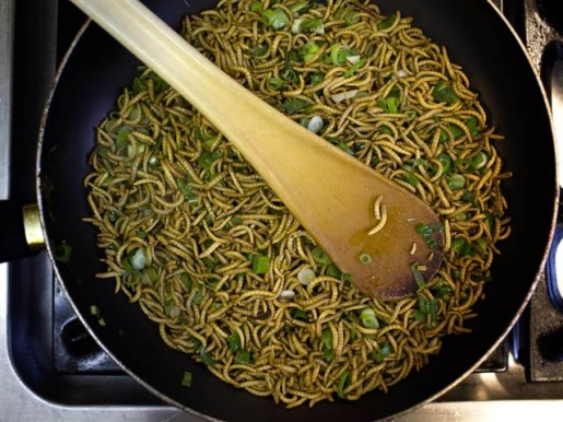 A delicious stir-fry of the world's next superfood.