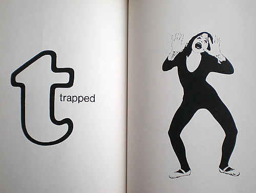 Mime T is for Trapped