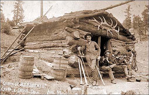 Miners' Cabin