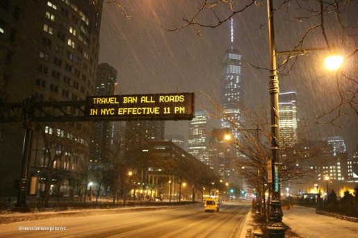 New York City Dodges Blizzard Of 2015 Popular Fidelity Unusual Stuff