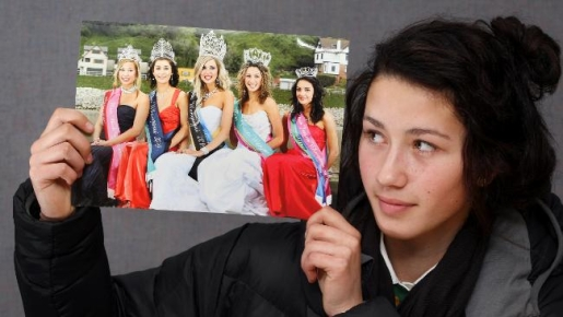 Teen Beauty Queen Stripped Of Her Crown For Going Brunette