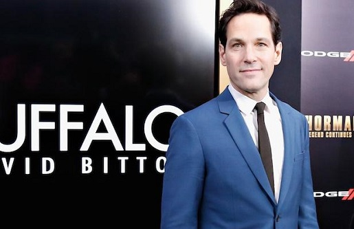 Paul Rudd will be donning the tiny cowl of Ant-Man.