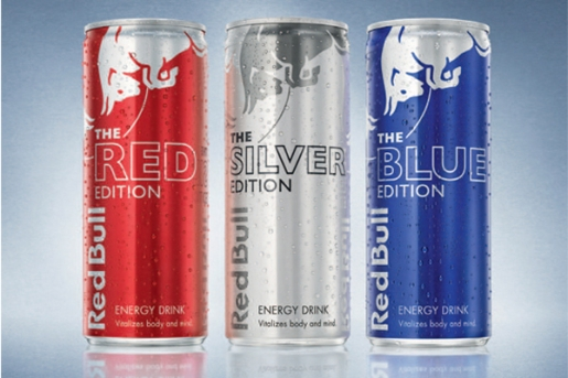 Red Bull gives you free Red Bull (or money).