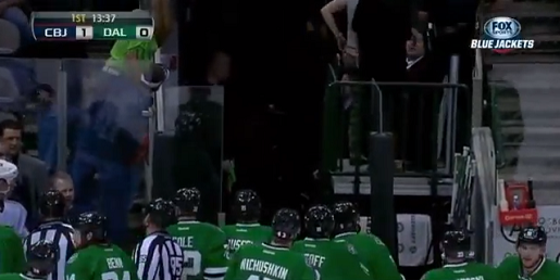 Seconds after Rich Peverley collapsed on the Stars' bench, medical personnel rushed to his aid.