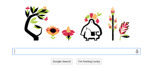spring-google-doodle