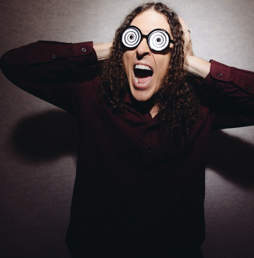 Weird Al just sold 104,000 records in a week.
